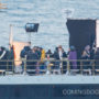The eighth installment of Star Wars filming at sea
